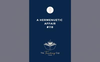 A Hermeneutic Affair